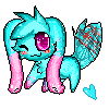 Cotton Pixel by BubbleChii