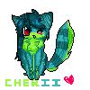 Cherii Journal Doll Pixel by BubbleChii
