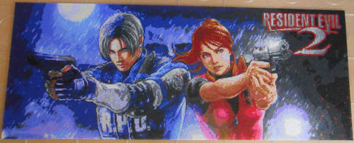 Resident Evil 2 by FTWBAmanojaku