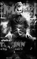 Joker signature by traneejnn