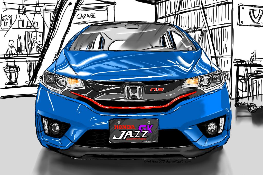 Honda jazz gkfit gk my car blueprint by confinez555 on deviantart honda jazz gkfit gk my car blueprint by confinez555 malvernweather Gallery