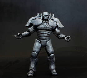 karn the silver golem