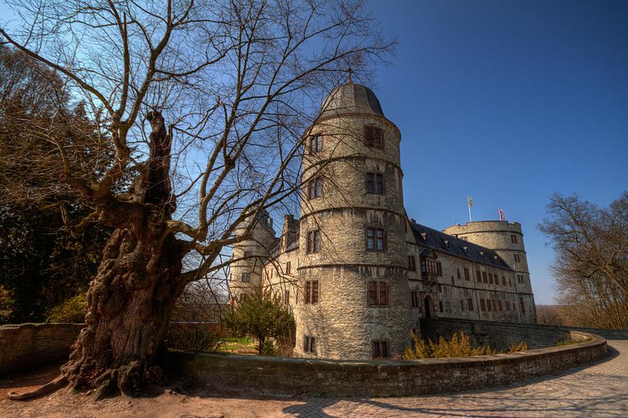 Original castle wolfenstein wewelsburg by renewarich on for Castle wolfenstein