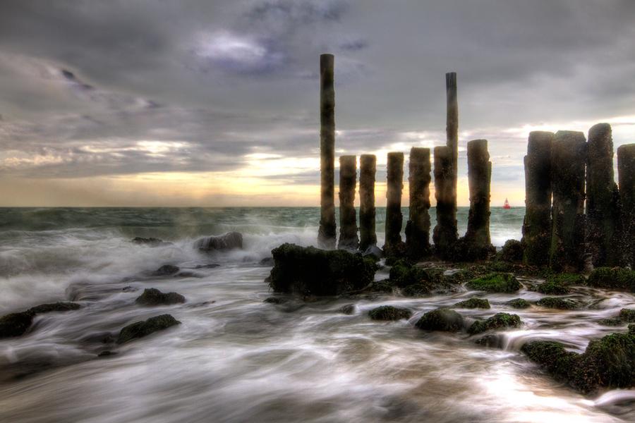 Sensitive ocean by ReneWarich