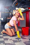 Pin-Up: Francesca