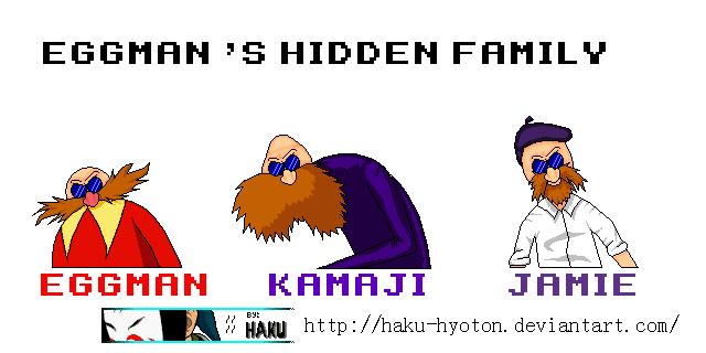 Eggman's Hidden Family by Haku-Hyoton