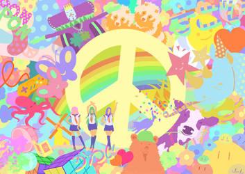 Peace'n Love by DanteAuthoris
