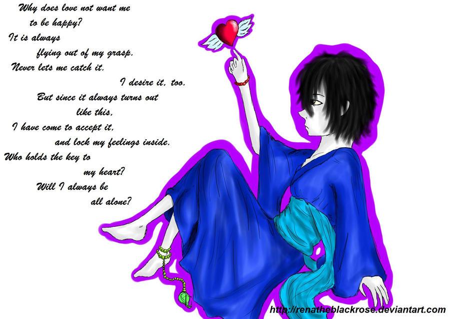 KHR: Why do love... by RenaTheBlackRose