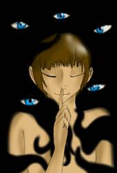 PoT: The Darkness is my Secret by RenaTheBlackRose
