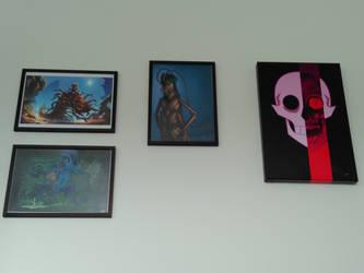 Wall of Art by SymbioJoe