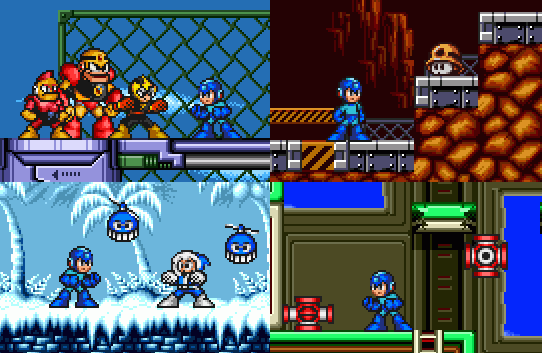 Mega Man Redone In Mega Man X Style By Mitchell00 On
