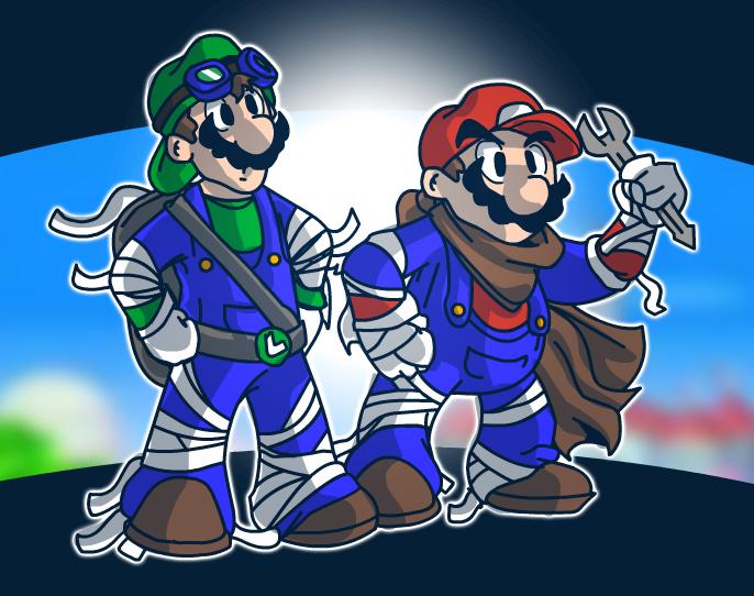 Super Mario Bros. 3: The Curse of Sonic Boom - Episode 11 ... |Super Mario Sonic Boom