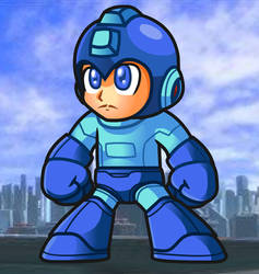 Mega Man HD Remake Pitch