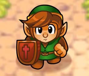 Legend of Zelda NES HD Remaster