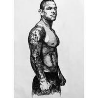 THIAGO ALVES MMA UFC