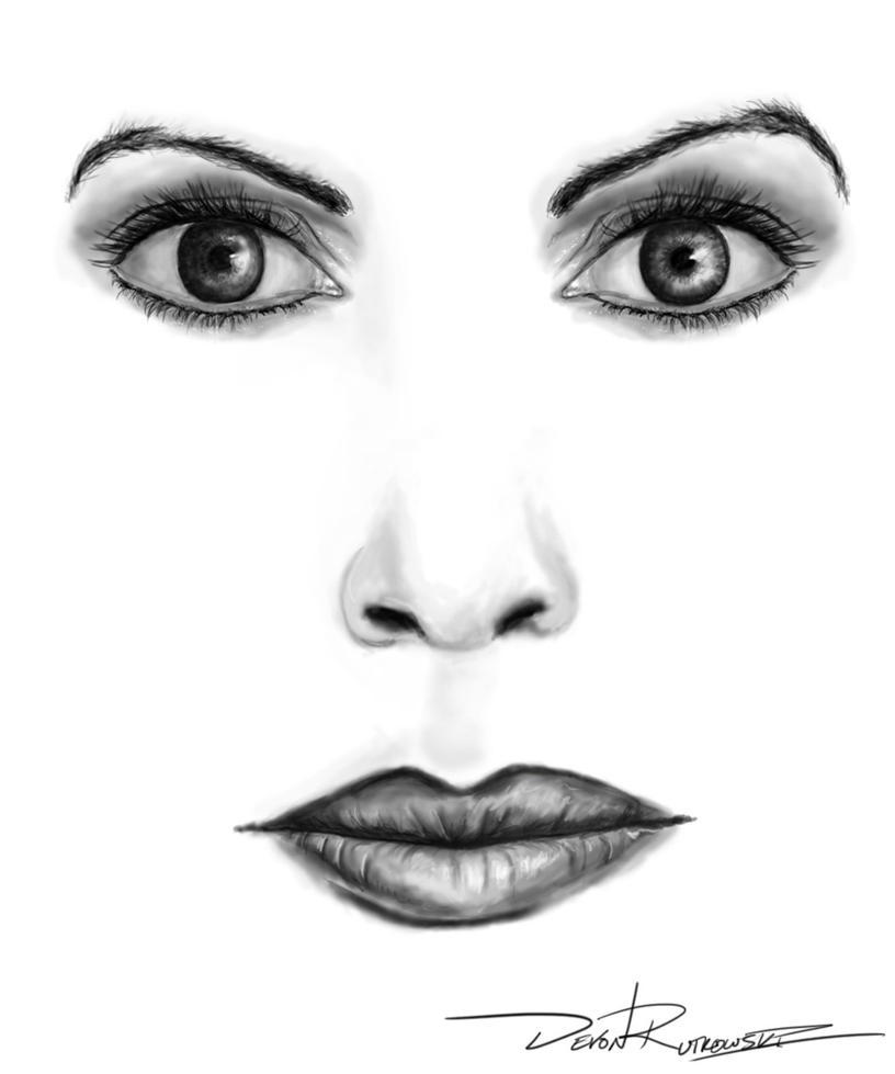 Eyes Mouth Nose 60