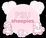 P2U Sheepies by pootchi