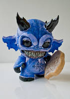 Gugland Munny by jonathanscarecrow