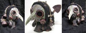 Plague Doctor Munny