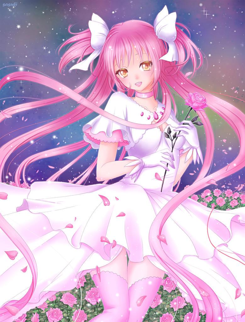 Magical Madoka by sasuki-chan