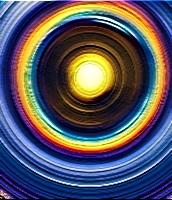 Inside the iris by YOKOKY