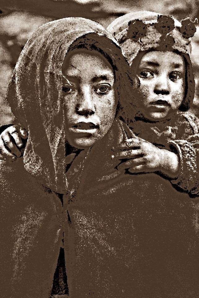 Poverty by YOKOKY