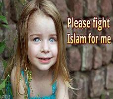 Fight-islam-for-me! by YOKOKY