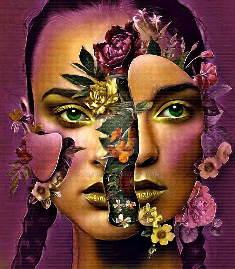 Split Beauty by YOKOKY