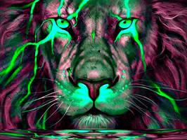 Bad Lion by YOKOKY