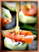 Smmoked Salmon by YOKOKY