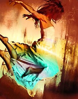 Colors Of Ballet