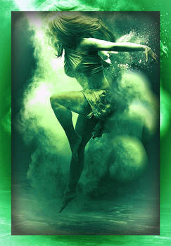 In Green-dance Of Rage