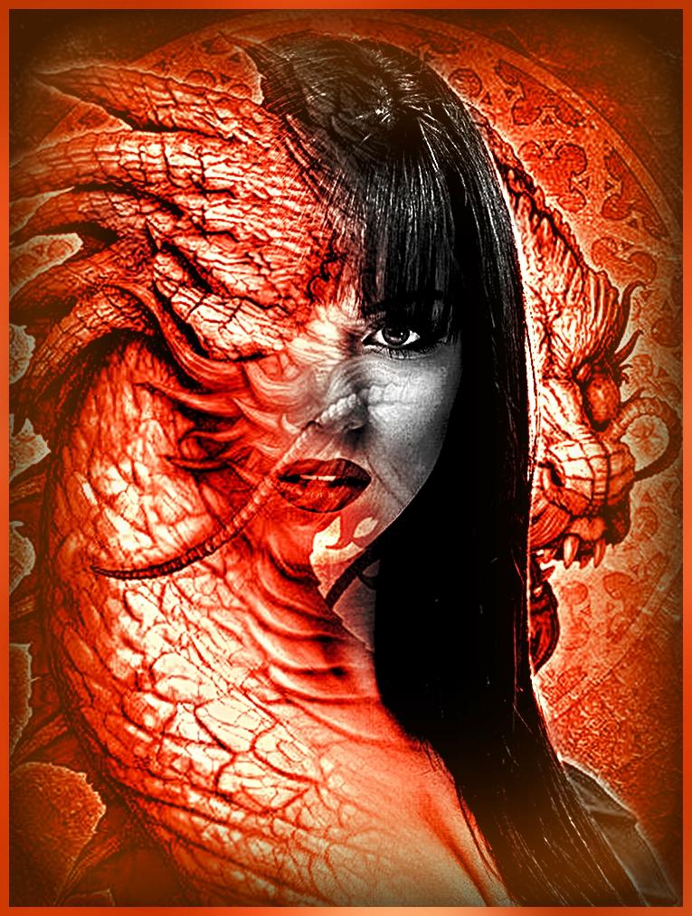 Red- Dragon
