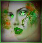 Feel GREEN-my makeup