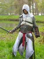 Assassins creed - Altair by DarkDivineOne