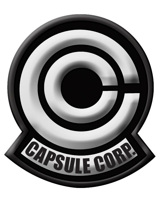 Capsule Corps Patch Capsule Corp Logo Logo Capsule