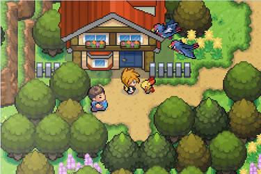 Pokemon Crono the RPG by 19dante91