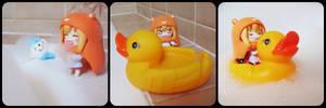 Umaru's bath time. by UndercoverKadaj