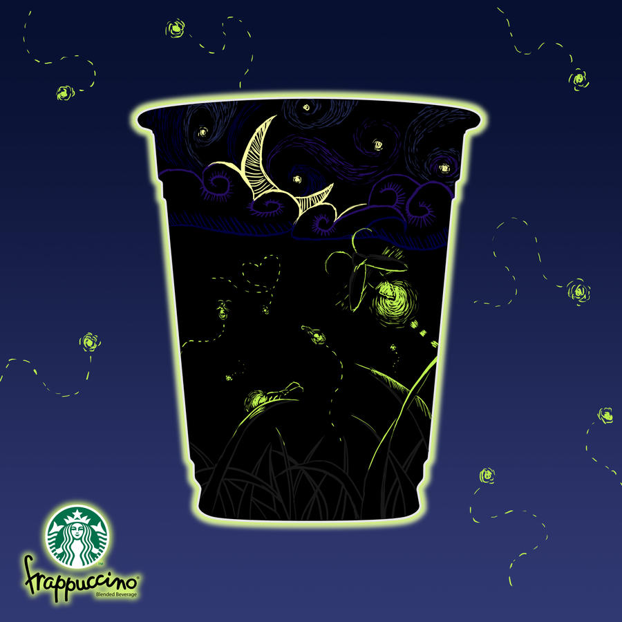 A Cup of Fireflies by LiteracyScaresMe