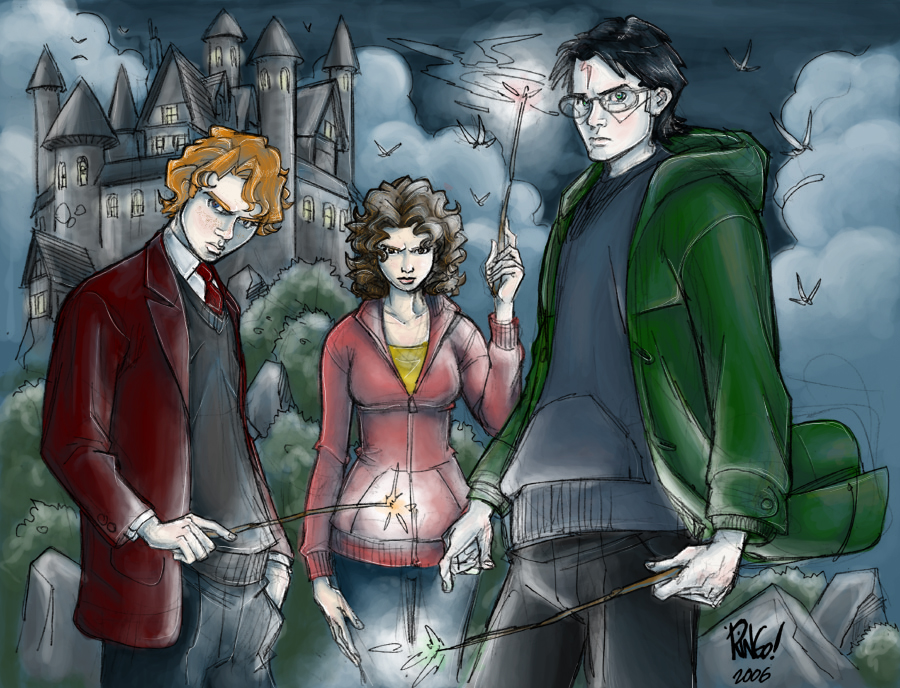 The Trio by Zanai