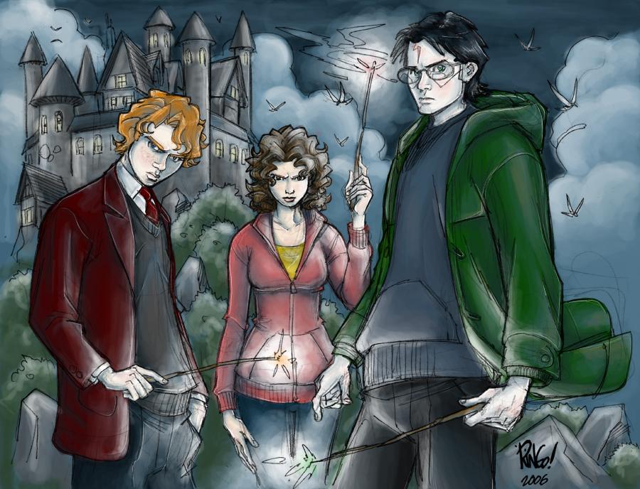 The Trio by Zanai