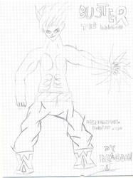 Buster Ryogoki lineheart