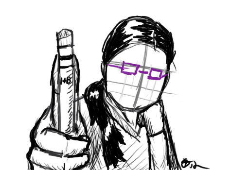I don't draw portraits