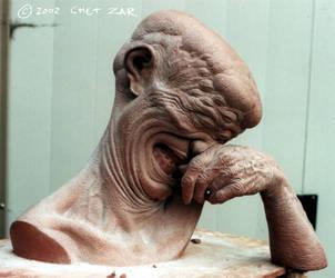 Softspot clay sculpture by chetzar