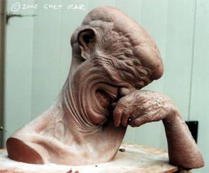 Softspot clay sculpture