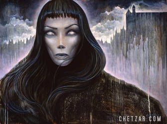 'Succubus' by chetzar