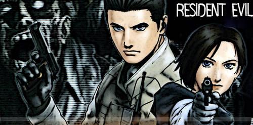 Resident Evil - Manga Style by Matt-Addison