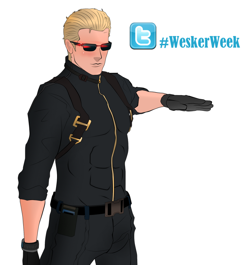Wesker wants YOU by Matt-Addison