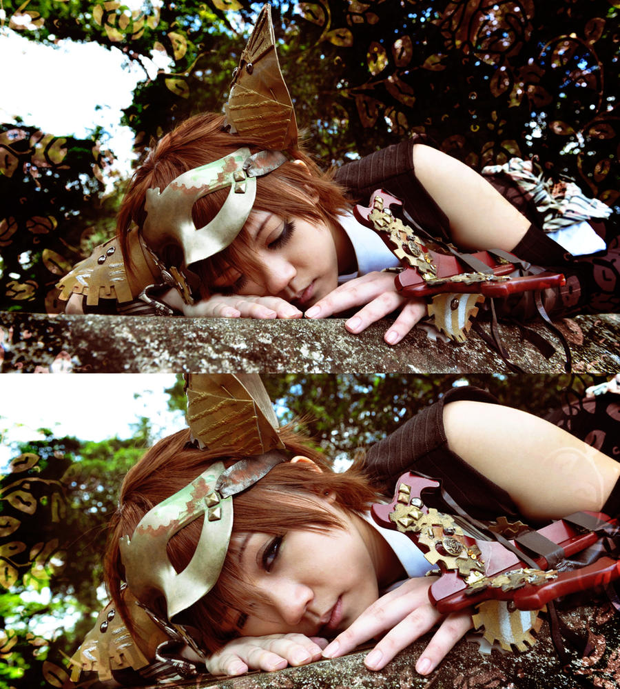 Steampunk AiW : Sleep Deprived by tsuyin
