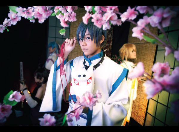 Momogumi plus Senki : Masahiko Inukai by tsuyin